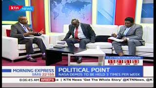 POLITICAL POINT: Are we risking the participation of Kenyans in repeat elections?