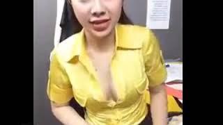 Trâm Anh - Tram Anh - Clip hot, bán hàng online