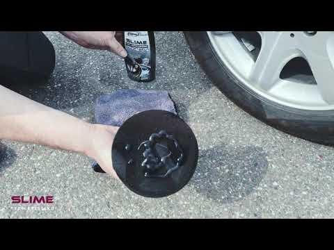 Гель для защиты резины Scholl Concepts SLIME Tire Dressing Gel 500мл