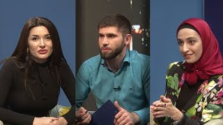 Онлайн диалог. В гостях звезда дагестанской эстрады Мая Алимутаева.