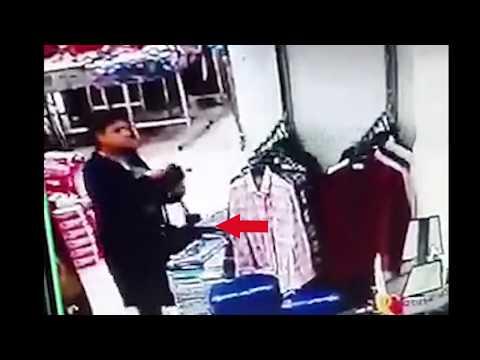 Հափշտակություն խանութի սրահից.  որոնվում է տեսանյութում պատկերված անձը (տեսանյութ)