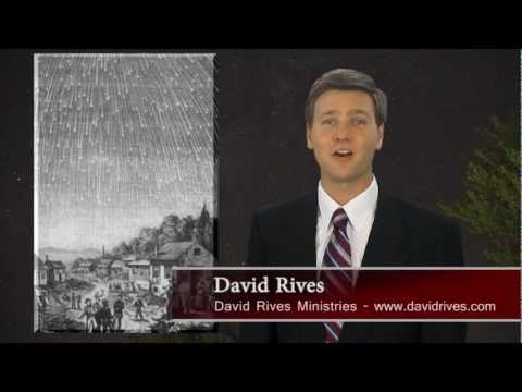 The Sky is Falling…The Leonid Meteor Shower – David Rives