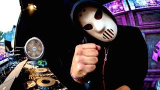 Angerfist - Knock Knock (Music Video)