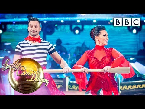 Michelle and Giovanni Viennese Waltz to 'That's Amore' – Week 2 | BBC Strictly 2019