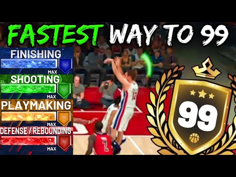 The FASTEST WAY to Get EVERY BADGE & REP UP in NBA 2K20