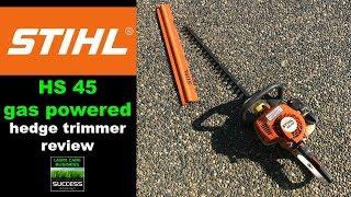 EGO HT2401 56v cordless hedge trimmer review vs Ryobi