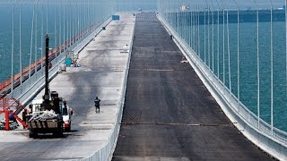 Россия должна передать Крымский мост Украине! Оттуда...