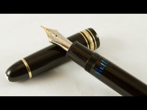 Montblanc Meisterstuck 149 | Fountain Pen Review