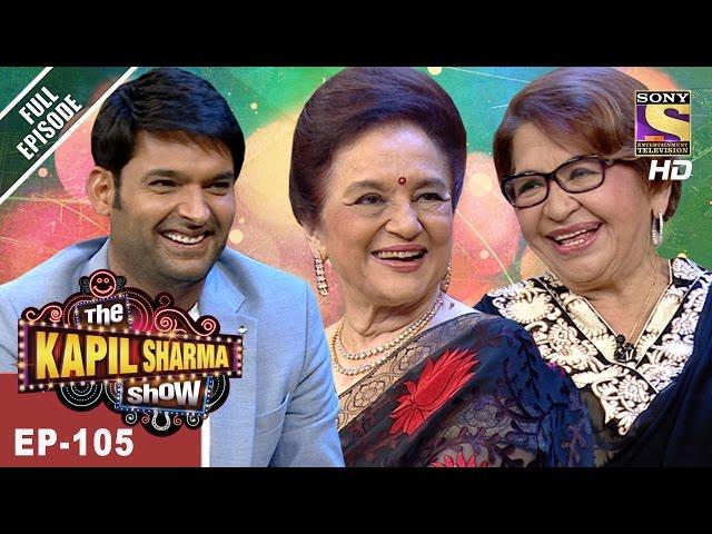The Kapil Sharma Show – Episode 105 – May 13th 2017 | Asha Parekh, Helen