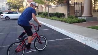 Easy Bmx Tricks For Beginners/Intermediate Level Riders