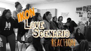 High Schoolers React to IKON - Love Scenario MV