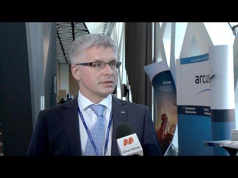 Ekspansja zagraniczna Grupy Azoty - wypowiedź Marka Kapłuchy, Wiceprezesa Zarządu Grupy Azoty - zdjęcie