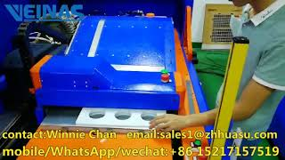 epe foam lamination machine