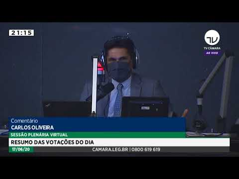 Plenário aprova suspensão de dívidas de clubes de futebol durante a pandemia - 17/06/2020