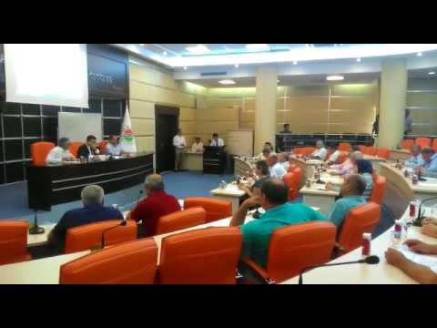 Kepez Belediyesi ağustos ayı meclisi yapıldı