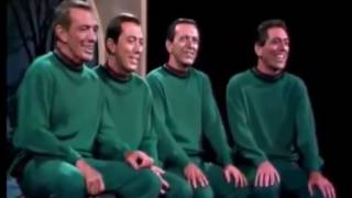 Andy Williams and his brothers - Winter Wonderland