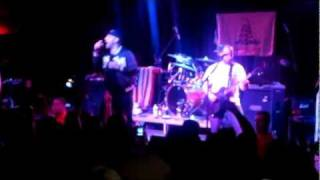 E.Town Concrete - Punch the Walls live at Starland Ballroom Feb 18th 2012 (HD).MOV