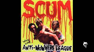 Anti Nowhere League - Scum