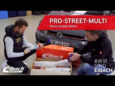 PRO-STREET-MULTI | Benny Leuchter Edition