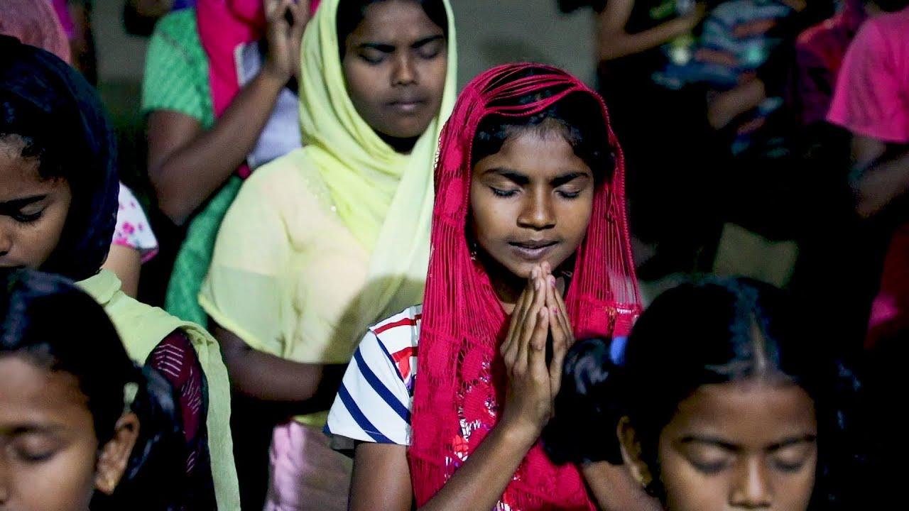 See how Children of Faith provide for their children's needs