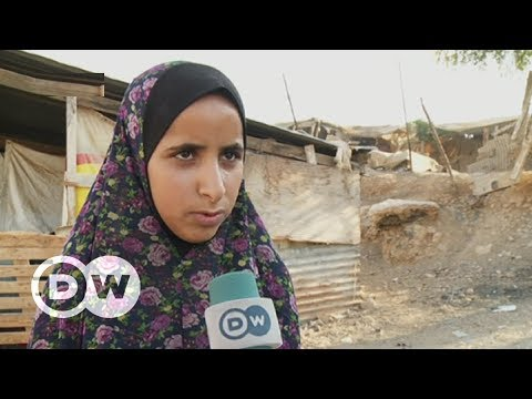 West Bank Bedouin village under threat of demolition | DW English