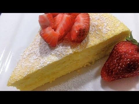 How To Make Japanese Cheesecake ( My BIRTHDAY cake!!!!)