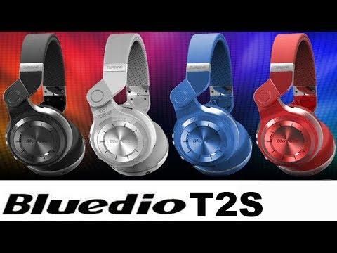 Блютуз Наушники Bluedio T2S Turbine НУЖНО БРАТЬ🎧?!?🎧