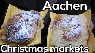 preview picture of video 'Aachen - Christmas market'