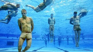 The Most Insane Military Training