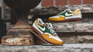 "Nike Air Max Susan ""Missing Link"": Review & On-Feet"
