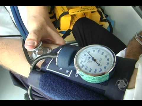 Pressão arterial, que é medido e como