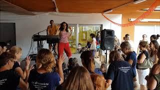 Animación infantil fiesta final de curso en Vilasar