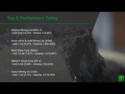 InvestorChannel's Silver Watchlist Update for Thursday, Se ... Thumbnail