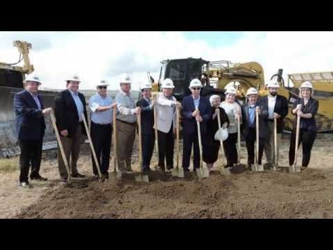 CSP Seguin, Texas, Facility Groundbreaking