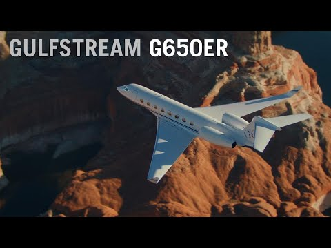 Flying the Gulfstream G650ER Business Jet – AINtv