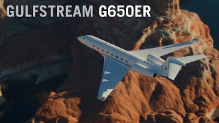 Flying the Gulfstream G650ER Business Jet – AINtv