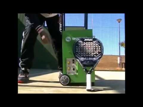 Basic Tennis Ball Machine- Spinshot LITE