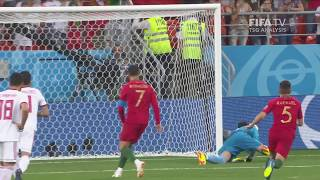 Goalkeeper Analysis - Penalty Saves Clip 2 - FIFA World Cup™ Russia 2018