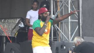 Tarrus Riley  live at Summerjam 2015 Getty Getty No Wantee/ Human Nature