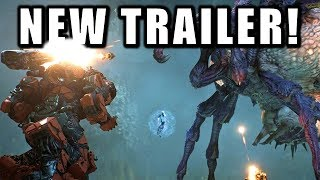 Anthem: HUGE NEW INFO! - Class Abilities! - Story & Much More! | New Trailer Breakdown