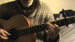 Groundhog Blues - John Lee Hooker (my try/cover)