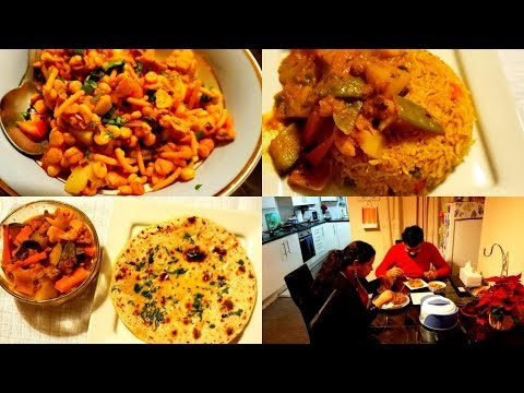 INDIAN SIMPLE DINNER ROUTINE || After work Routine || Indian Working Mom || Chana Daal and Veg Curry