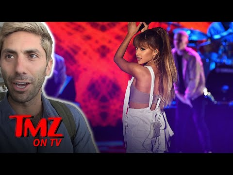 Should Nev Schulman Get A Hall Pass From His Wife For Ariana Grande? | TMZ TV