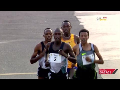 RAK Half Marathon 2017 (Jepchirchir 65:06 WR)