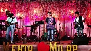 Sahil Ahuja live with soulplugged Band at ITC welc - sahilahujasoul