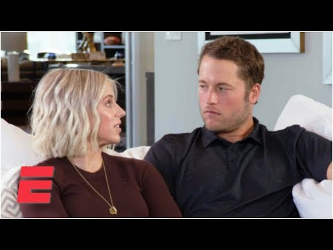 Matthew Stafford and wife Kelly open up about her medical scare | Monday Night Countdown
