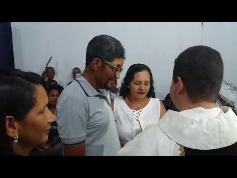 Santa missa em Boa vista do bananal município de cristália mg!(12)