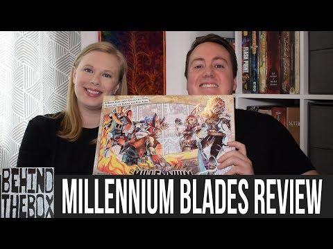 Millennium Blades - Behind the Box Review