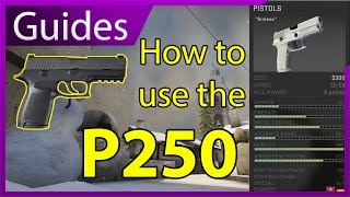 How To Use The P250 Effectively An InDepth Look