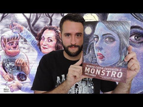Papo Zine | MINHA COISA FAVORITA É MONSTRO